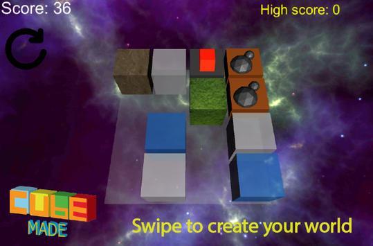 Cube Made screenshot 2