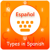 Type In Spanish Keyboard icon