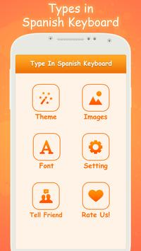 Type In Spanish Keyboard screenshot 3
