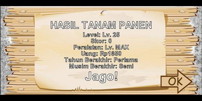 Tanam Panen apk screenshot
