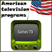 American television programs USA icon