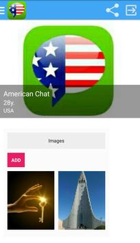 USA Chat screenshot 1