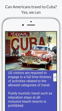 ✈✈✈ How to Travel to Cuba? ✈✈✈ screenshot 2