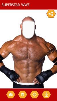 Photo Editor For WWE screenshot 2