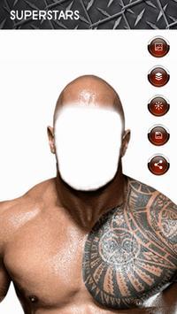 Photo Suit For WWE Pro apk screenshot