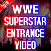 WWE Wrestler  Entrance Video 2018 icon
