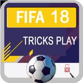 Tricks Play FIFA 18 icon