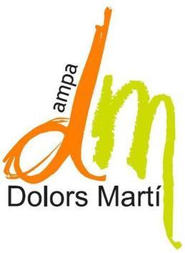 AMPA Dolors Martí poster
