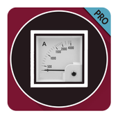 ampere meter Pro icon