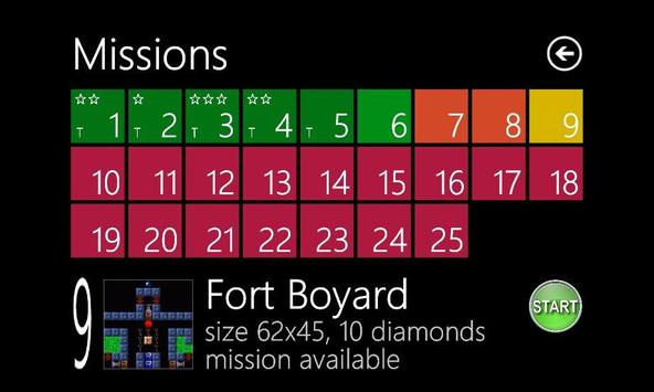 Mission game screenshot 7