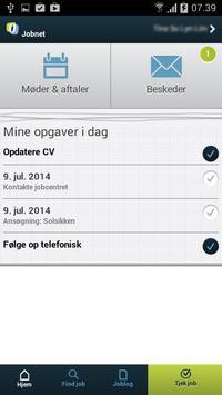 Jobnet App poster