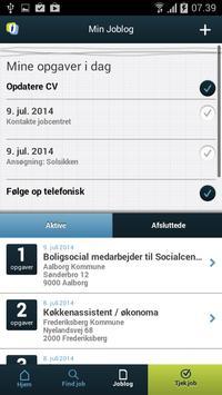 Jobnet App screenshot 1