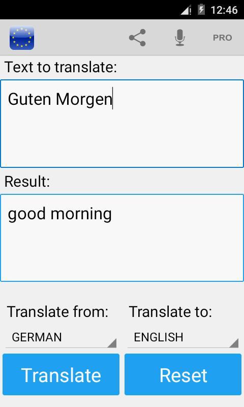 European Translator For Android Apk Download