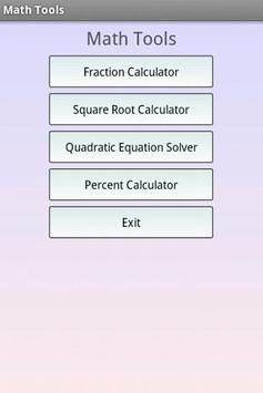 Mathematics for School poster