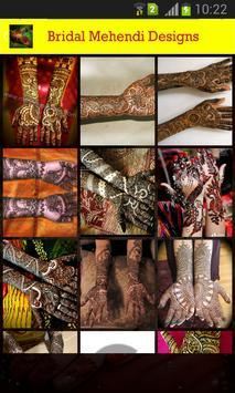 Bridal Mehendi Designs screenshot 1