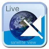 Live Satellite View icon