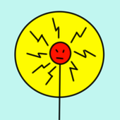 static electricity game icon
