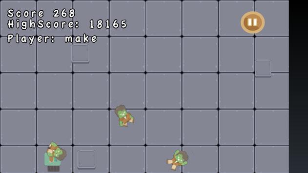 Just a Zombie Survival! apk screenshot