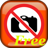 FREE Anti Spy Camera Lock icon