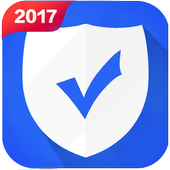 Antivirus 2017 & Cleaner icon