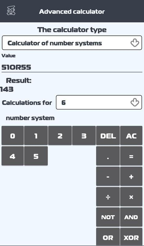 number systems calculator Converts a number between different numbering systems, arbitrary precision this is the main site of wims (www interactive multipurpose server): interactive exercises, online calculators and plotters, mathematical recreation and games.