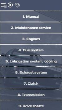 Peugeot 405 - Repair, service, operation poster