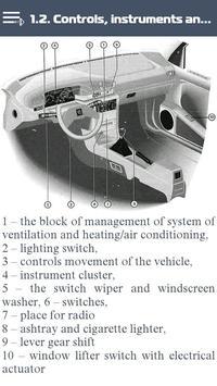 Peugeot 405 - Repair, service, operation apk screenshot