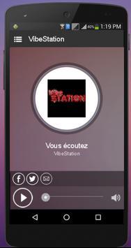 VibeStation poster