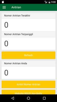 RSUD Asy - Syifa' Sumbawa Barat apk screenshot