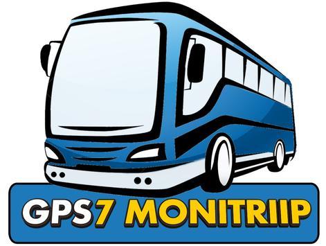 GPS7 - Monitriip poster