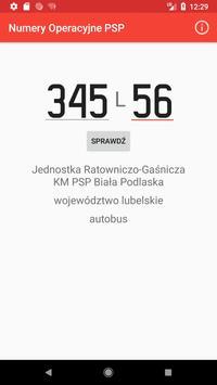 Numery Operacyjne PSP screenshot 1