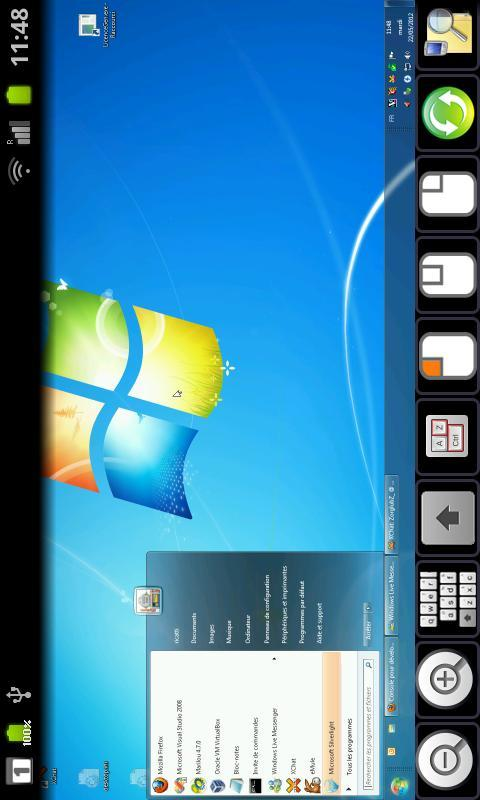 akRDCFree VNC viewer for Android - APK Download