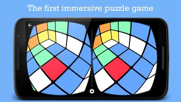 Cubic Room VR apk screenshot