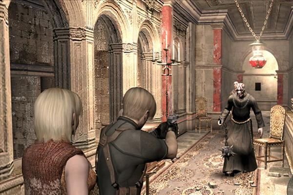 Wallpaper Resident Evil 4 Free For Android Apk Download