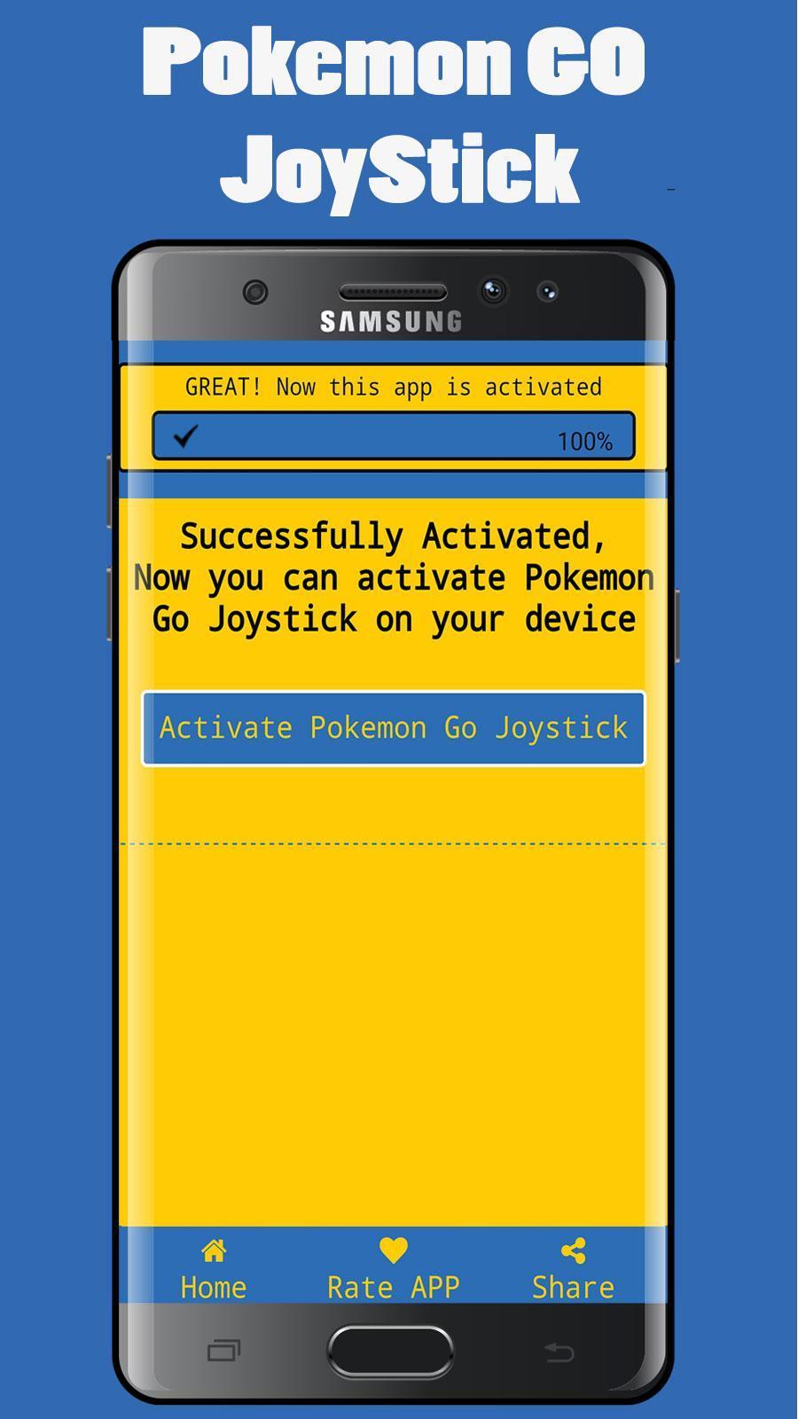 Joystick Hack Poke Go Prank for Android - APK Download