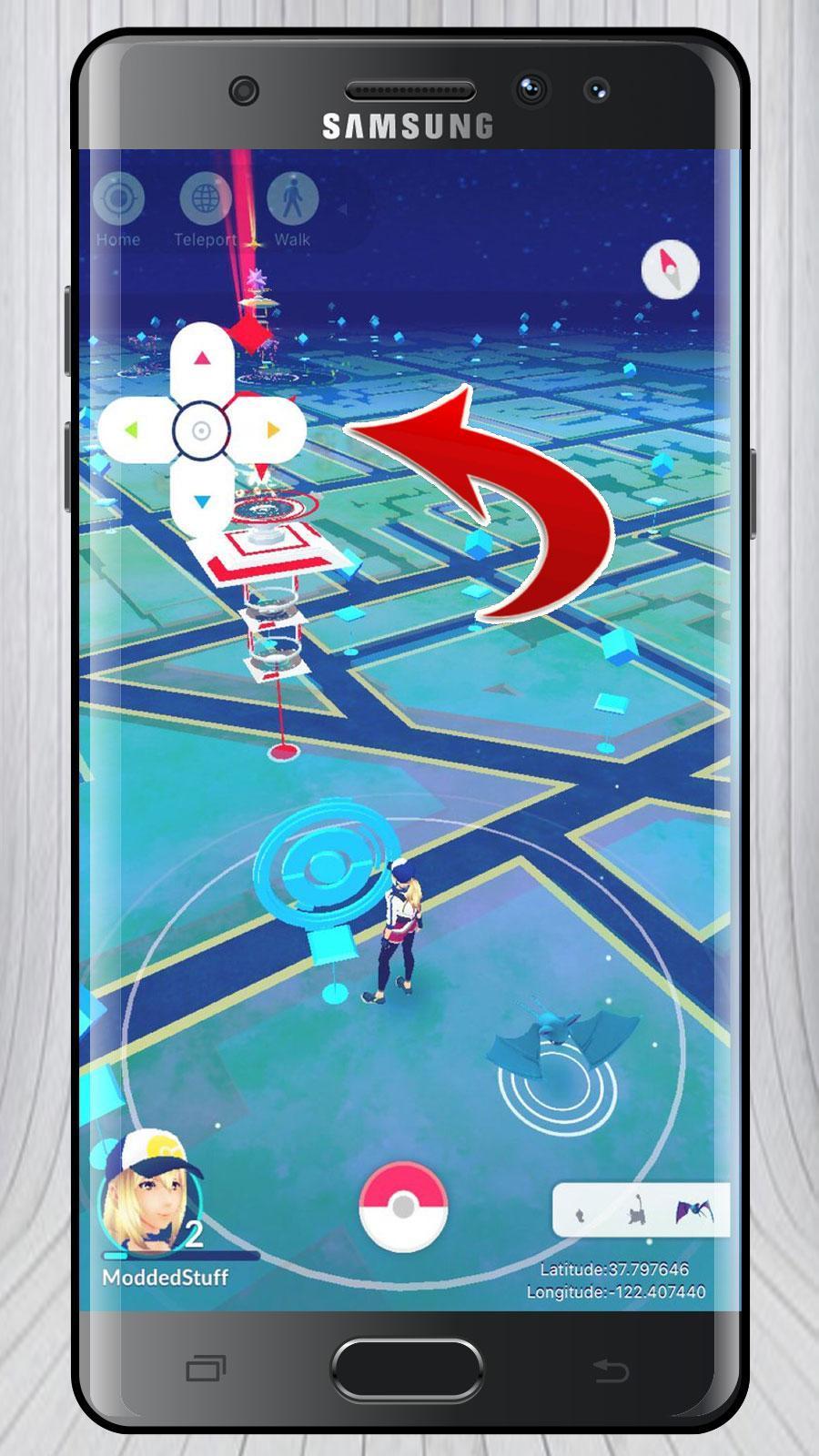 Joystick For Poke Go Prank for Android - APK Download