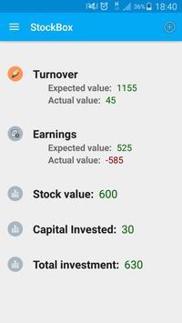 StockBox: inventory management screenshot 2