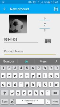 StockBox: inventory management screenshot 3