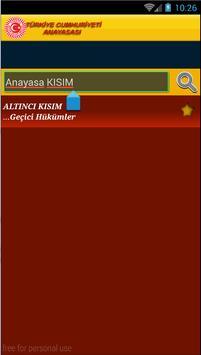 TÜRK Anayasa Hukuku screenshot 4
