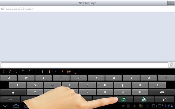 Schermata apk Ezhuthani  - Tamil Keyboard