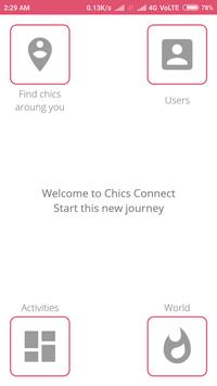 Chics Connect screenshot 1