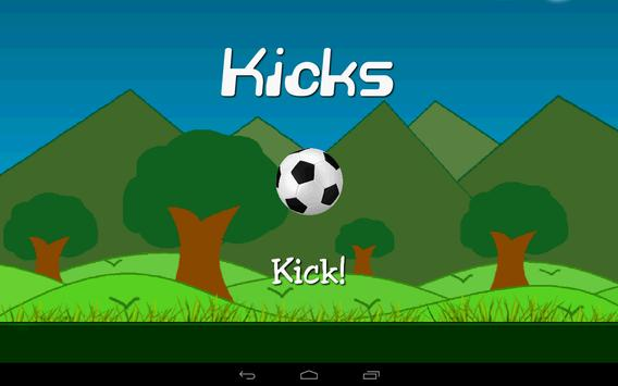 Kicks screenshot 5