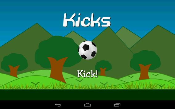 Kicks screenshot 9