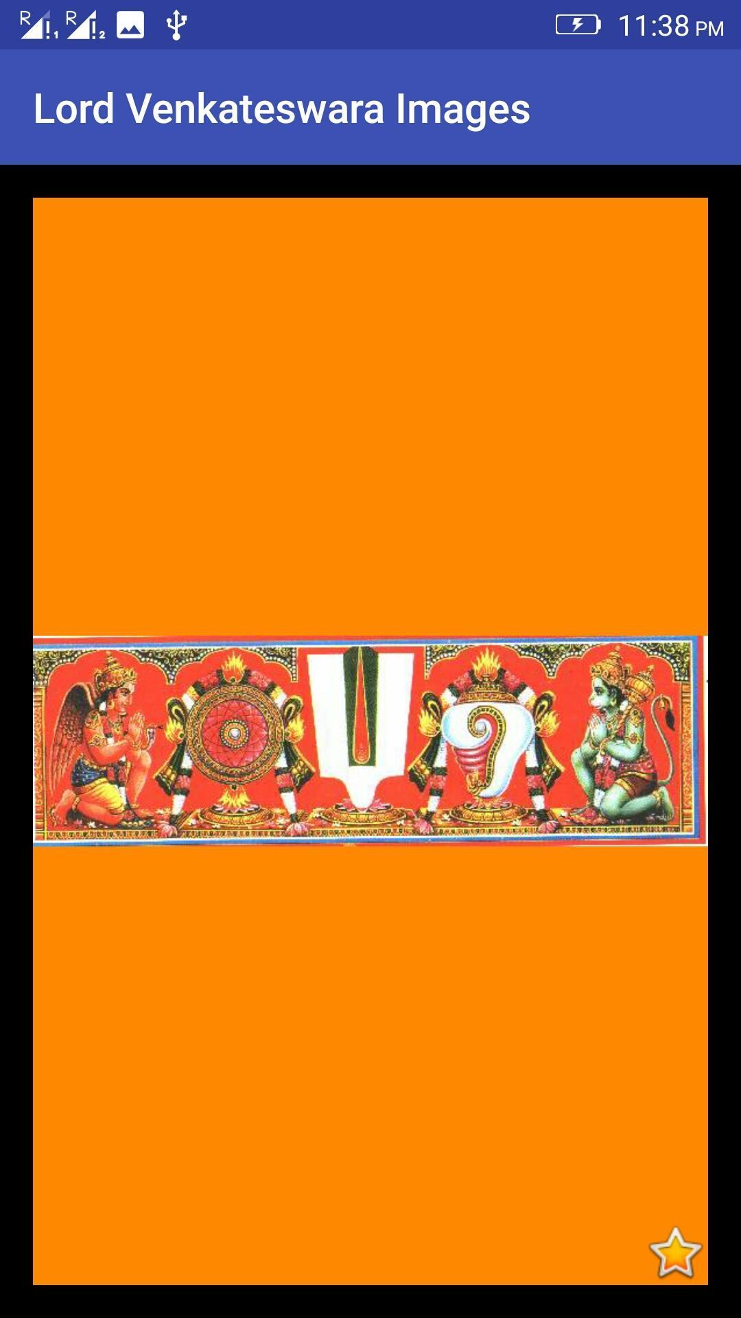 Lord Sri Venkateswara Images poster