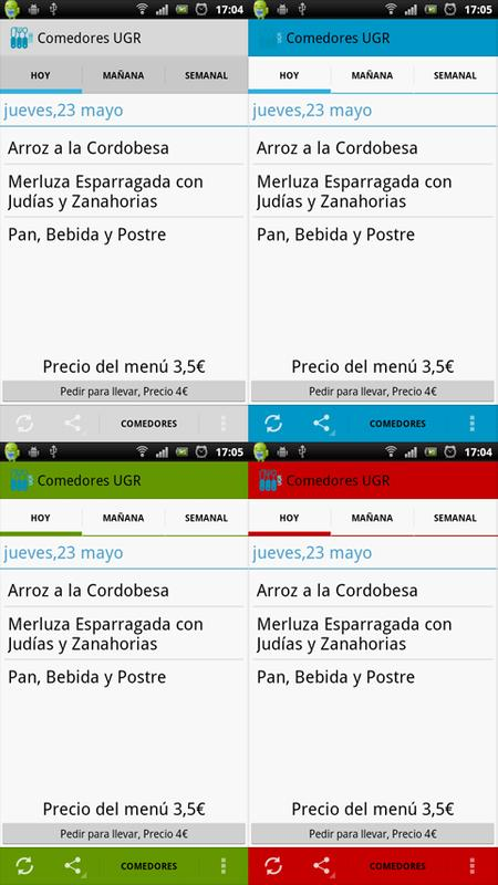 Comedores UGR AEGO APK Download - Free Shopping APP for Android ...