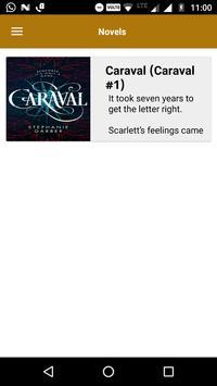 Best Novels apk screenshot