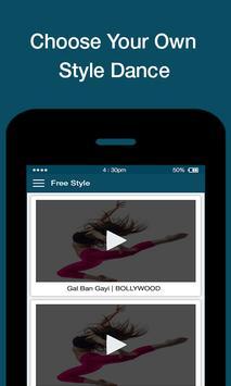 Dance Step: Learn how to become best Dancer apk screenshot