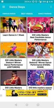 Dance Step: Learn how to become best Dancer apk screenshot