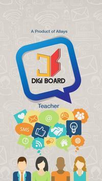 DigiBoard(Teacher App) poster