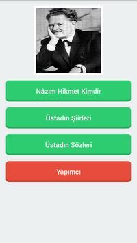 Nâzım Hikmet'in Şiirleri poster